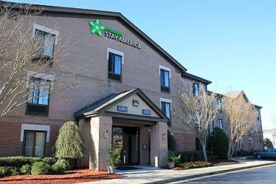 Extended Stay America - Atlanta - Alpharetta - Northpoint - East