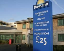 ‪Days Inn Cannock Norton Canes M6 Toll‬