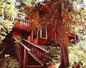 Photo of A Teton Tree House Wilson