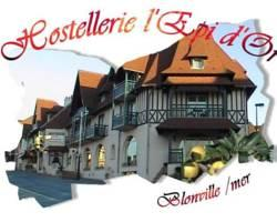 Photo of Hotellerie l&#39;Epi d&#39;Or Blonville sur Mer