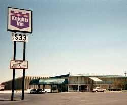 Knights Inn Little Rock
