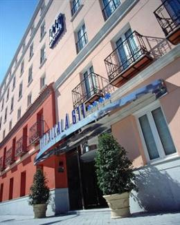 Photo of Tryp Madrid Alcala 611