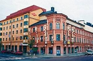 BEST WESTERN Hotel Svava