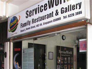 ‪Service World Backpackers Hostel‬