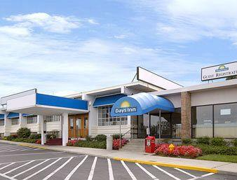 Days Inn Baltimore West, Security Blvd