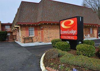 ‪Econo Lodge Colonial‬