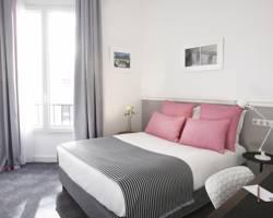 Hotel Monterosa - Astotel Paris