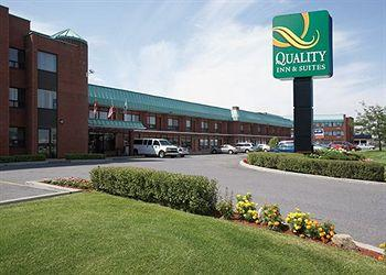 Photo of Quality Inn & Suites P.E. Trudeau Airport-Montreal Dorval