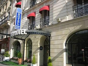 Derby Eiffel Hotel