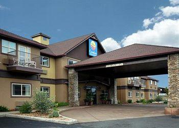 Comfort Inn & Suites Ukiah
