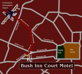 ASURE Bush Inn Court Motel