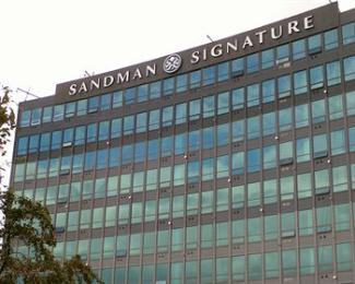 ‪Sandman Signature Hotel Newcastle‬