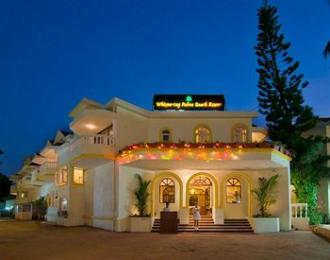 Photo of Whispering Palms Beach Resort Candolim