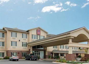 Comfort Suites Airport