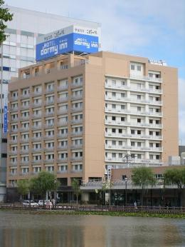 Hotel Dormy Inn Akita