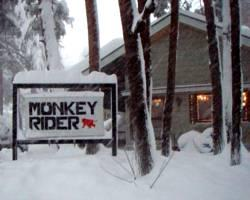 Photo of Monkey Rider Hakuba-mura