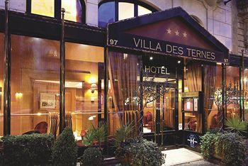 Hotel La Villa des Ternes