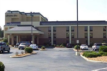 Hampton Inn Greenville Airport