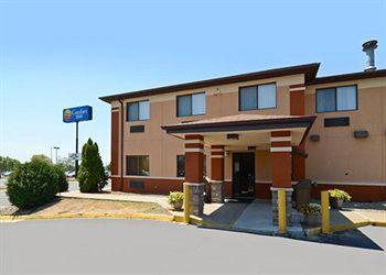 ‪Cedar Rapids Comfort Inn North‬