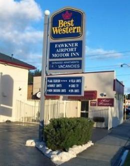 BEST WESTERN Fawkner Airport Motor Inn