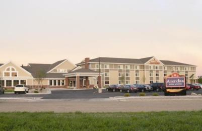 AmericInn Lodge & Suites Pierre/Fort Pierre _ Conference Center