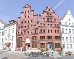 Hotel Scheelehof Stralsund