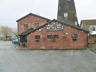 Arties Mill & Lodge