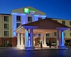 ‪Holiday Inn Express Hotel & Suites Murray‬