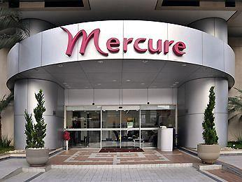 Mercure Apartments Sao Paulo Nacoes Unidas