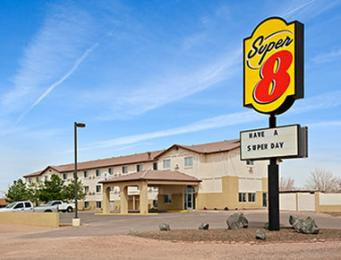 Super 8 Motel Holbrook