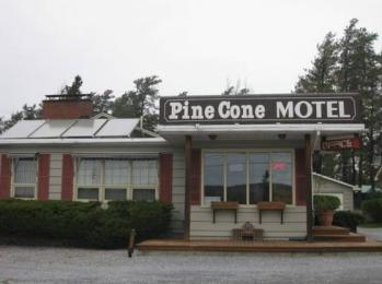 ‪Pinecone Motel‬
