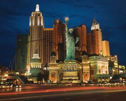 ‪New York - New York Hotel and Casino‬