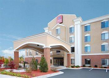 ‪Comfort Suites Roanoke Rapids‬
