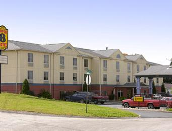 Indiana Super 8 Motel