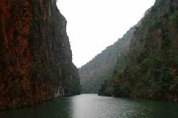 Small Three Gorges in Chongqing