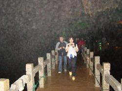 Baxian Cave of Guilin