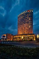 Friend Plaza Hotel Dandong