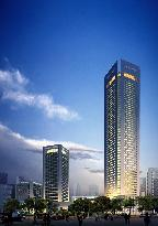 Jinling Hotel Nanjing