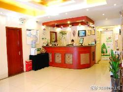 Green Tree Inn (Beijing Tiantan Zhaogongkou Bridge Express Hotel)