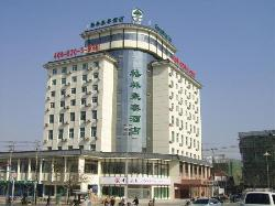 GreenTree Inn Yangzhou Building Business Hotel