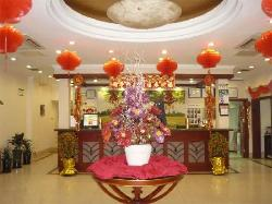 GreenTree Inn Shanghai Jiangpu Business Hotel