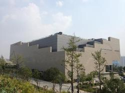 Guiyang Urban and rural planning exhibition hall