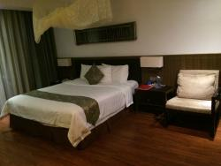 Luofushan Leyi Hotspring Holiday Hotel