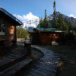 Foto de HI Mt. Edith Cavell Wilderness Hostel
