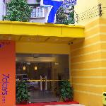 7 Days Inn (Guangzhou Huanshi)