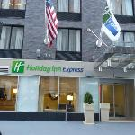 Foto de Holiday Inn Express New York City-Wall Street