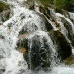 Pearl Shoal Waterfalls