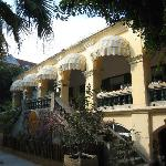 Gulangyu Xilinge Coffee Hostel