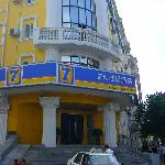 Foto de 7 Days Inn   (Harbin Central Street)