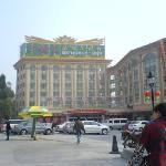Photo de Xinyinzhan Hot Spring Holiday Resort